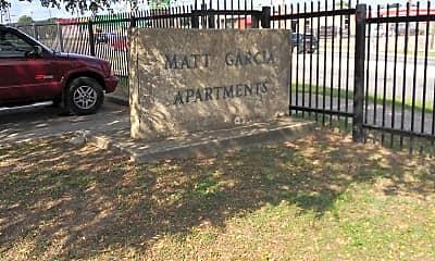 Matt Garcia Apartments, 1