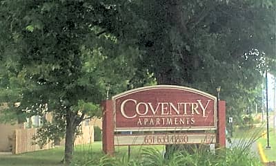 Coventry Apartments Apts, 1
