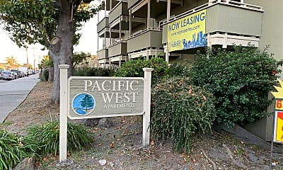 Pacific West, 1