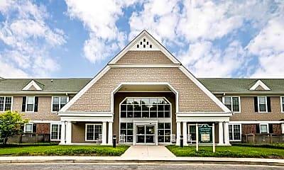 Leasing Office, Carter Woods Senior Living 62+, 0