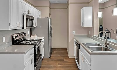 Kitchen, Residences at West Place Apartments, 0