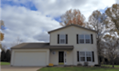 Building, 3328 Whispering Trees Drive, 1
