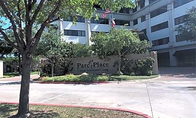 Parc Place Retirement Community, 1