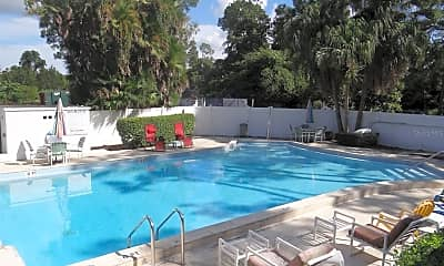 Pool, 400 El Camino Dr 220, 2