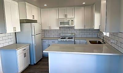 Kitchen, 1045 S Alma St Unit 5, 1