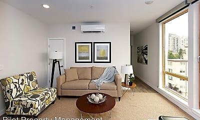 Living Room, 601 E Pike St, 1