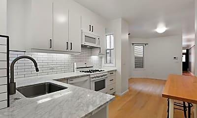 Kitchen, 58 Woodward St, 1