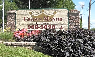 Crown Manor, 1