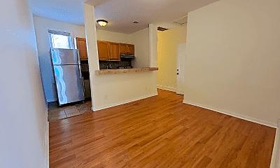 Living Room, 101 Belmont Ave, 1