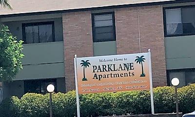 Parklane Apartments, 1
