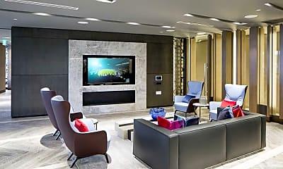 Living Room, The Hepburn, 1