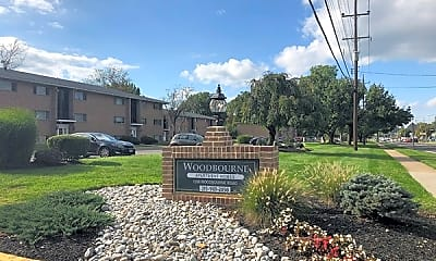 Community Signage, Woodbourne Apartments, 0