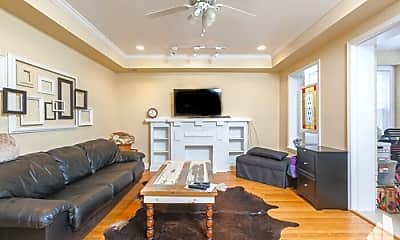 Living Room, 1248 W Rosedale Ave, 2