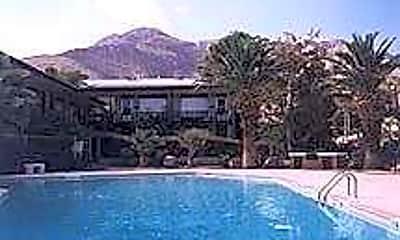Pool, Mountain Shadows, 2