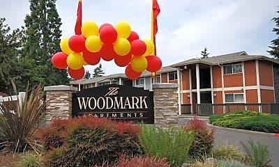 Community Signage, The Woodmark, 2