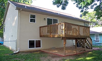 Building, 602 Kiowa, 1