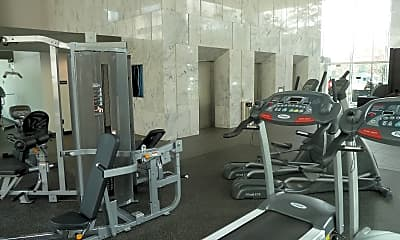 Fitness Weight Room, 300 South St. Paul, 2