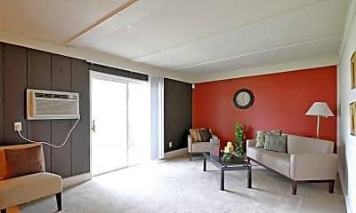 Living Room, Saratoga Place, 1