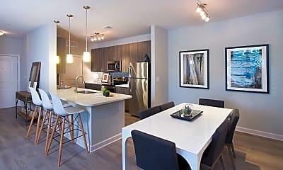 Kitchen, Legacy Concord Apartments, 0