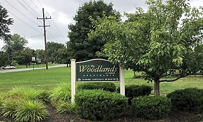 Woodlands at Northside Apartments, 1