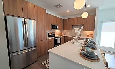 Kitchen, 400 E Earll Dr A3, 0
