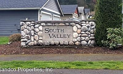 Community Signage, 16215 72nd Ave Ct E, 0