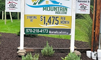 Mountain Hollow, 1