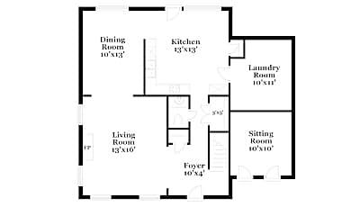 Building, 1485 Mitchell Glen St, 1