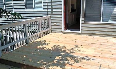 Patio / Deck, 1260 Chatham Ridge, 1