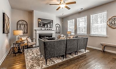 Living Room, 327 Stonewood, 2