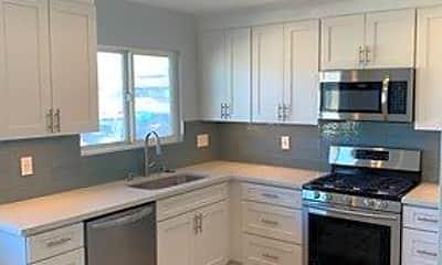 Kitchen, 9711 Graham St, 2