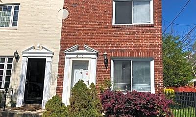 Building, 413 Gibbon Street, 0