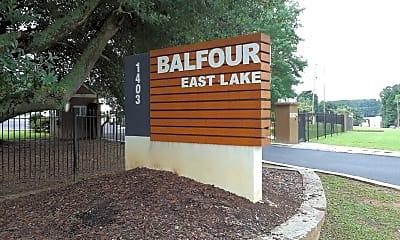 Balfour East Lake, 1
