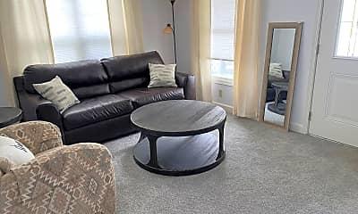 Living Room, 1722 Whittier St, 2