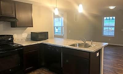 Kitchen, Arlington Ridge Townhomes, 2