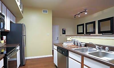 Kitchen, Vie at Hattiesburg, 1