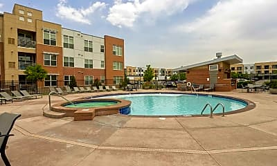 Pool, 5151 Downtown Littleton, 1