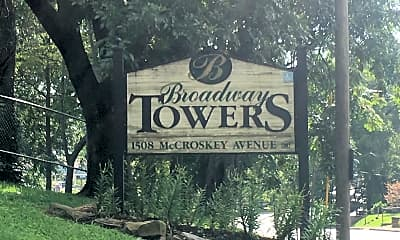 Broadway Towers Apartments, 1