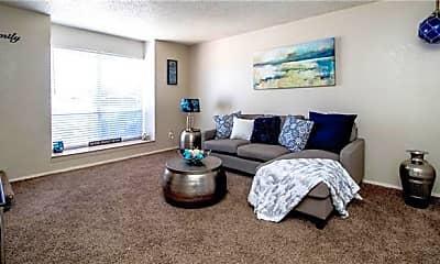 Living Room, 5401 50th St K4, 1