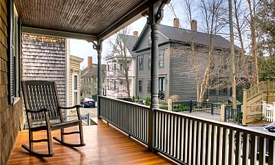 Patio / Deck, 21 John St, 1