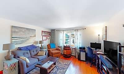 Living Room, 105 Chestnut Street, 2