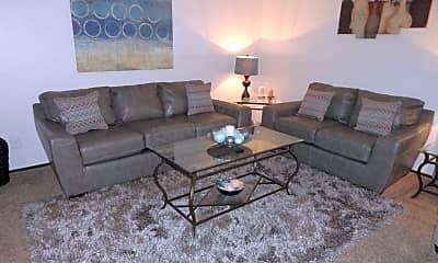 Living Room, Quail Lakes, 1