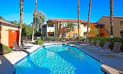 Pool, Ciel Apartments, 0