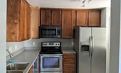Kitchen, 5115 Cedar Springs Rd 205, 1