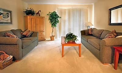 Living Room, Ivy Hills Place, 1