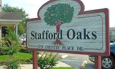 Stafford Oaks Apartments, 0
