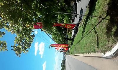 Community Signage, 1405 N Council Rd, 1