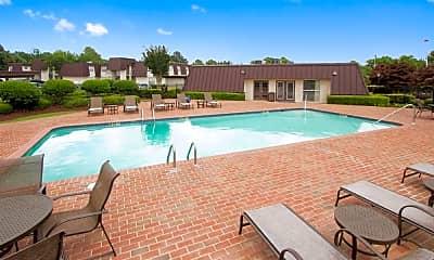 Pool, Tracewood, 1