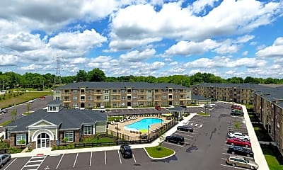 Pool, Albany Corners, 0