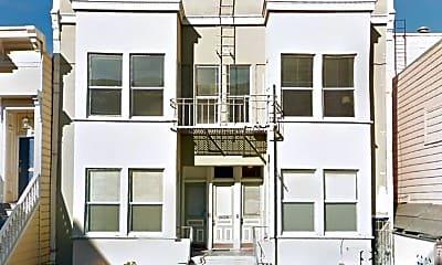 Building, 2624 Bush St, 0